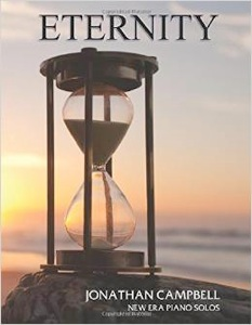Cover image of the songbook Eternity by Jonathan Campbell