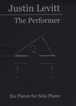 Cover image of the songbook The Performer by Justin Levitt