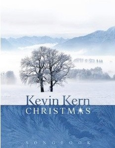 Cover image of the songbook Christmas by Kevin Kern