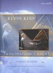 Cover image of the songbook Imagination's Light by Kevin Kern