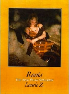 Cover image of the songbook Roots by Laurie Z.
