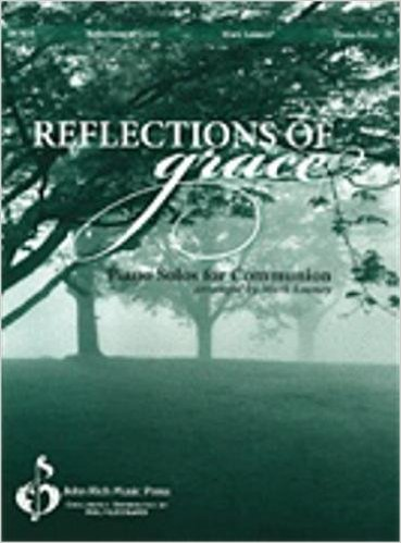 Cover image of the songbook Reflections of Grace by Mark Looney