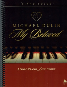 Cover image of the songbook My Beloved by Michael Dulin