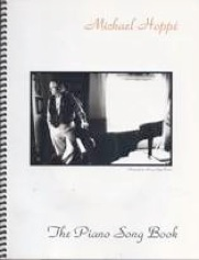 Cover image of the songbook The Piano Song Book by Michael Hoppé