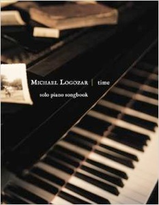 Cover image of the songbook Time by Michael Logozar