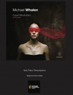 Cover image of the songbook Cupid Blindfolded by Michael Whalen