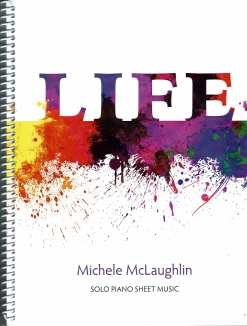Cover image of the songbook Life by Michele McLaughlin