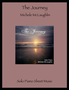 Cover image of the songbook The Journey by Michele McLaughlin