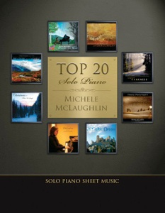 Cover image of the songbook Top 20 by Michele McLaughlin