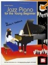 Cover image of the songbook Jazz Piano for the Young Beginner by Misha Stefanuk