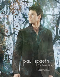 Cover image of the songbook Redemption by Paul Spaeth