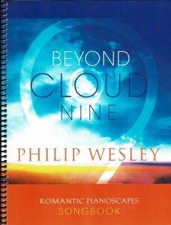 Cover image of the songbook Beyond Cloud Nine by Philip Wesley
