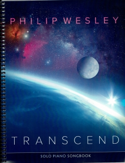 Cover image of the songbook Transcend by Philip Wesley