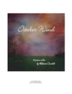 Cover image of the songbook October Wind by Rebecca Oswald