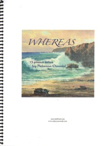 Cover image of the songbook Whereas by October Wind