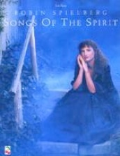 Cover image of the songbook Songs of the Spirit by Robin Spielberg