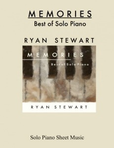 Cover image of the songbook Memories by Ryan Stewart