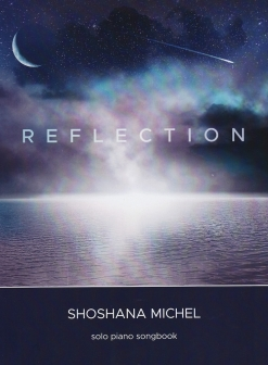 Cover image of the songbook Reflection by Shoshana Michel