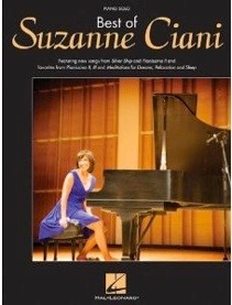 Cover image of the songbook Best of Suzanne Ciani by Suzanne Ciani