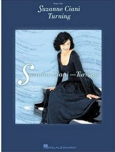 Cover image of the songbook Turning by Suzanne Ciani