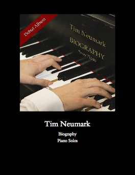 Cover image of the songbook Biography by Tim Neumark