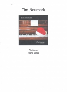 Cover image of the songbook Christmas by Tim Neumark