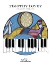 Cover image of the songbook Piano Solos by Timothy Davey